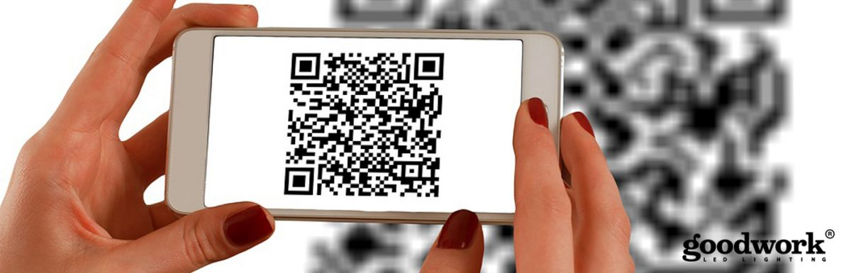 LED technology could ends with QR codes