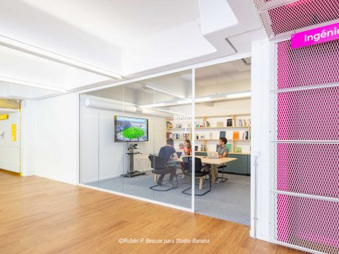 OFICINAS DEL DECANATO DE HES-SO - Good Work Internacional
