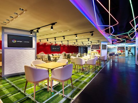 RESTAURANTE LA LIGA LOUNGE - Good Work Internacional