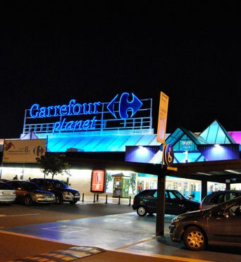 Carrefour Campanar – Good Work Internacional