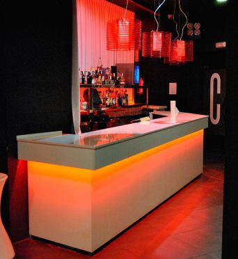 Iluminacion Carmen Club led – Good Work Internacional