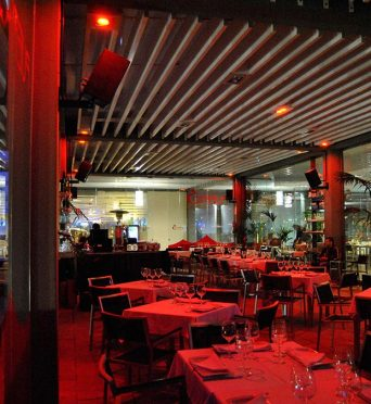 Iluminacion interior Restaurante Led – Good Work Internacional