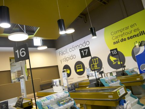 Carrefour Paterna - Good Work Internacional